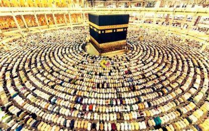 Khutbah Idul Adha: Dua Ibadah Besar di Idul Adha