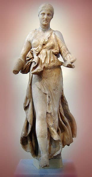 a look at the godess of victory in the greek mythology nike Learn greek and roman mythology names and descriptions the predominant mythologies include gods and goddesses who interacted with humans, with good, bad, and indifferent motives.