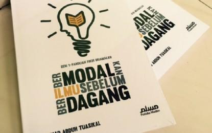 Kajian Bedah Buku Bermodalkan Ilmu Sebelum Berdagang di Tebet, Jakarta, 28 Februari 2015