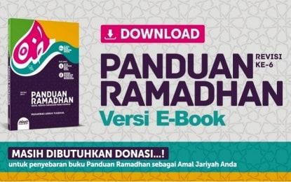 Bedah Buku Panduan Ramadhan dan Bagi Buku Gratis di Jakarta 6 – 7 Juni 2015