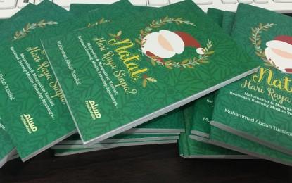 Buku Gratis: Natal, Hari Raya Siapa? (Hanya 30 Paket)