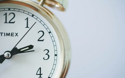 Kiat Manajemen Waktu (3)