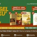 Parsel Buku, Paket Promo Lebaran