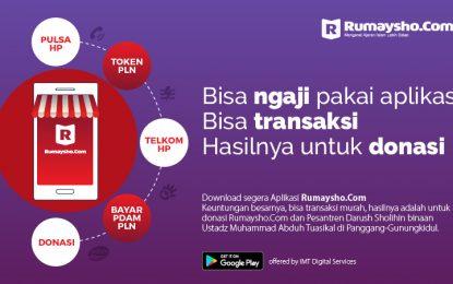 Rumaysho.Com di Play Store