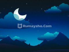 amalan malam lailatul qadar