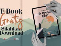 "Silakan unduh buku terbaru karya M. Abduh Tuasikal dan M. Saifudin Hakim dengan judul ""Jawaban Cerdas, Di Manakah Allah""."