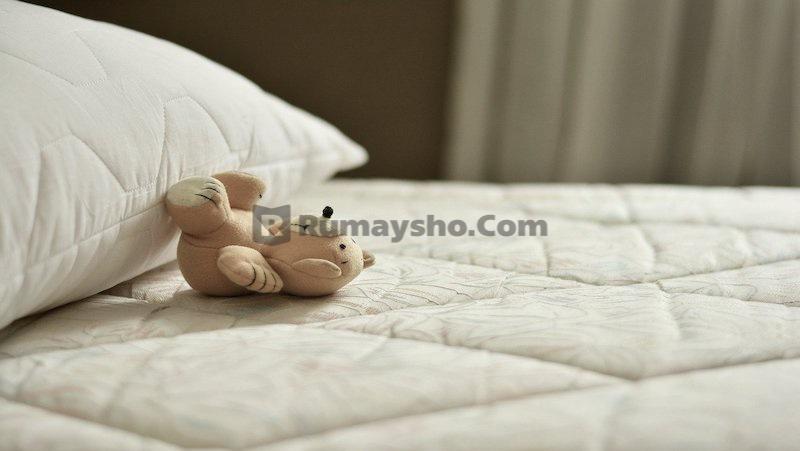 Cara menyucikan ompol kencing di kasur
