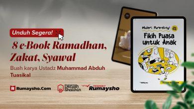 Silakan Unduh 8 E-Book Gratis Terkait Puasa, Zakat, dan Syawal